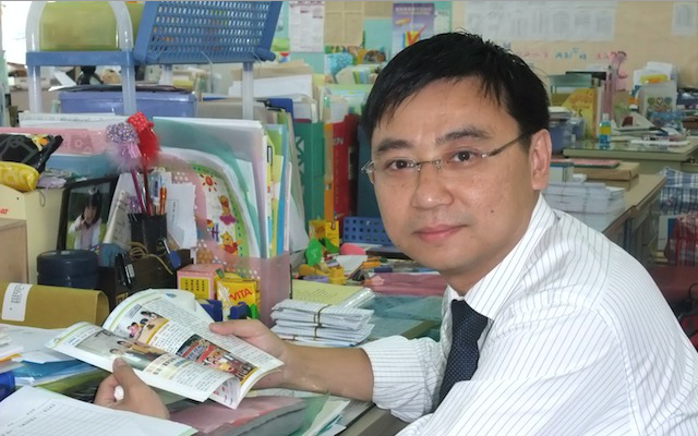 Mr. Richard CHIU
