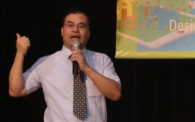 Mr. Eric LAU