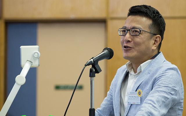 Prof. Ming-tak HUE